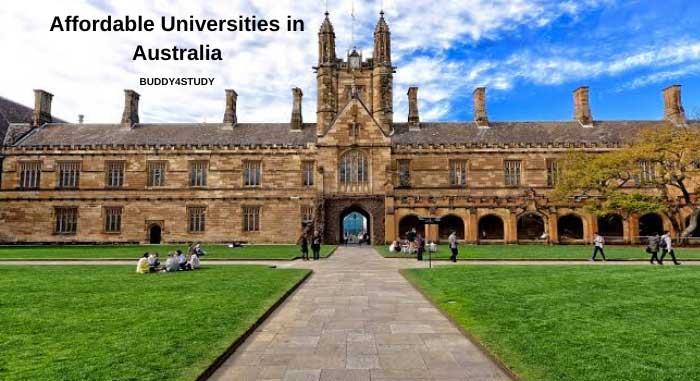 Affordable universities in Australia - Study UG and PG degree in Australia